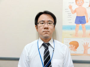 Mitsukazu先生